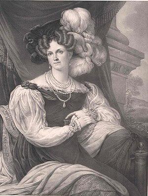Princess Wilhelmine of Baden