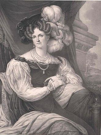 Princess Wilhelmine of Baden - Image: Gulhermina de baden 2
