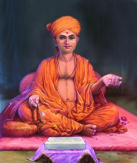 Hindu leader
