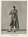 Gustaf IIIs nationella dräkt, svenska dräkten. L'Habit de Gala. Herre i galavariant av hovdräkten - Nordiska Museet - NMA.0054243.jpg