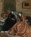 Gustave Léonard de Jonghe Der Liebesbrief 1867.jpg