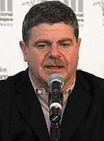 Photo of Gustavo Santaolalla in 2008.