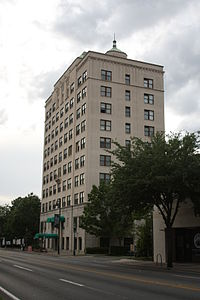 The Seagle Building in Downtown Gainesville