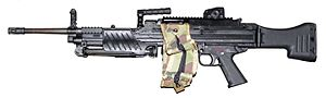 Heckler & Koch MG4 - The MG4