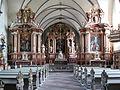 Höxter, Corvey, St. Stephanus und Vitus, Blick vom Eingang auf den Altar (2).JPG