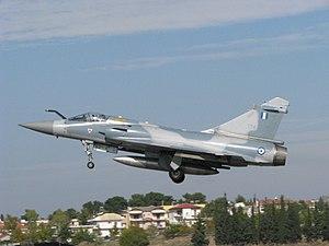 Dassault Mirage 2000 - Hellenic Air Force Mirage 2000-5