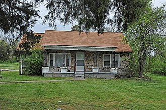 National Register of Historic Places listings in Wilson County, Tennessee - Image: HARRY BAILEY HOUSE, LEBANON, WILSON COUNTY, TN