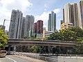 HK 城巴 619 CityBus 遊車河 tour view 觀塘區 Kwun Tong District 藍田 Lam Tin 鯉魚門道 Lei Yue Mun Road June 2020 SS2 16.jpg