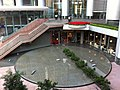 HK Central Citibank Plaza terrace stairs n water pool at Garden Road Dec-2012.JPG