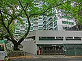 HK Mid-Levels 88 Bonham Road PLAHK Western Barracks n green tree Apr-2013.JPG