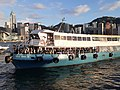 HK TST 尖沙咀 Tsim Sha Tsui 梳士巴利花園 Salisbury Garden public piers 維多利亞港 Victoria Harbour 黃昏 evening June 2020 SS2 04.jpg