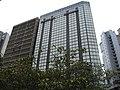 HK TST 漆咸道南 footbridge view Chatham Road South 九龍華美達酒店 Kowloon Ramada Inn facade.JPG