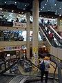 HK TSW 天水圍Tin Shui Wai 天恩路 Tin Yan Road 嘉湖銀座 Kingswood Ginza mall void escalators n visitors Dec 2016 Lnv2 (2).jpg
