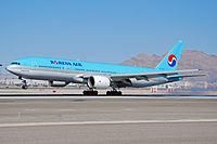 HL7575 - B772 - Korean Air