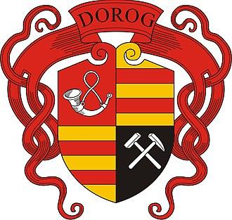 Dorog - Image: HUN Dorog COA