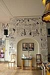 haarlem - dolhuys - vormalige st jacobkerk nu cafe