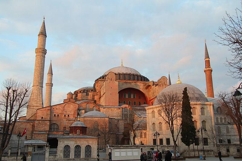 Эрдоган: собор Святой Софии можно преобразовать в мечеть