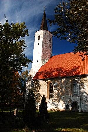 Haljala - Haljala church