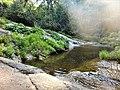 Halo a través de la selva sobre el río.jpg