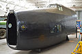 Handley Page Halifax VII (PN323) Nose section (14073116373).jpg
