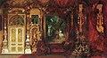 Hans Makart - Dekorationsentwurf für das Schlafzimmer Kaiserin Elisabeths in der Hermesvilla (Mittelszene, Ein Sommernachtstraum) - 2609 - Österreichische Galerie Belvedere.jpg