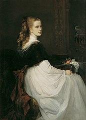 Porträt Eugenie Scheuffelen