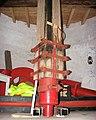 Hardley Mill - the drive shaft - geograph.org.uk - 1419497.jpg