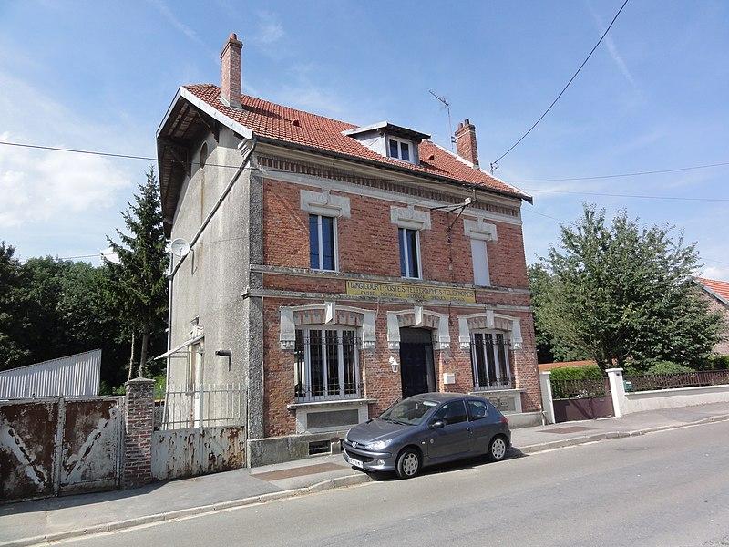 Hargicourt (Aisne) PTT