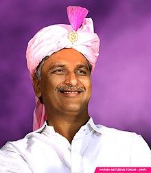Thanneeru Harish Rao | Revolvy