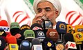 Hassan Rouhani press conference after his election as president 19.jpg