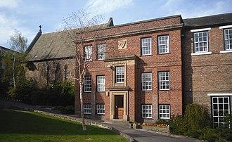 Hatfield College, Durham - Image: Hatfield College, Durham