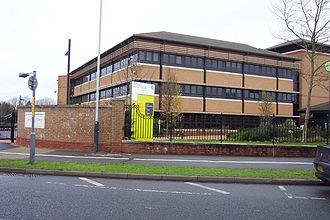 Hawkenbury, Tunbridge Wells - The Tunbridge Wells Land Registry offices were located in Hawkenbury until their closure in June 2011