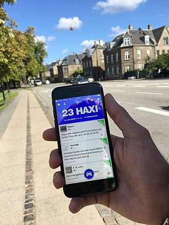 Haxi - Ride hailing with Haxi