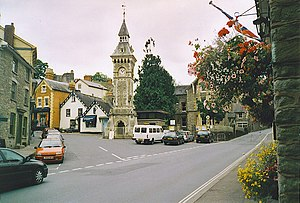 Hay-on-Wye - The Clock Tower, Hay