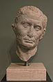 Head of Gaius Iulius Caesar (?) in Museo Nazionale Romano.jpg