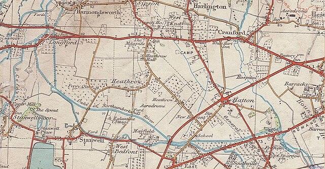 File Heathrow Before World War Ii Map Jpg Wikipedia
