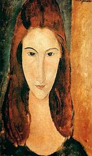 Hébuterne by Modigliani