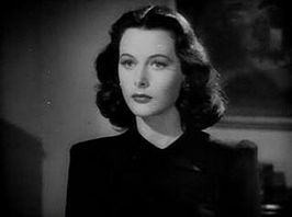 Hedy Lamarr in Come Live With Me trailer.JPG