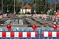 Heidelberg - Eppelheimer Strasse - Umbau der Gleistrasse - 2017-08-06 18-33-44.jpg