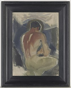 Helene Schjerfbeck - Robber at the Gate of Paradise (1924).jpg