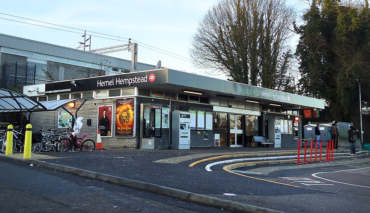 Hemel Hempstead Railway Station Wikipedia