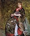 Henri de Toulouse-Lautrec - Lili Grenier in a Kimono, 1888.jpg