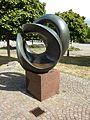 Herbert Gebauer Bronze-Plastik, Kornwestheim (4).jpg