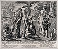 Hercules between Virtue and Vice. Etching by P. Aquila after Wellcome V0035979.jpg
