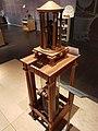 Hero's mobile automaton, 1st century AD, Alexandria (model).jpg