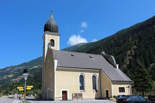 Herz-Jesukirche Huben - Matrei in Osttirol
