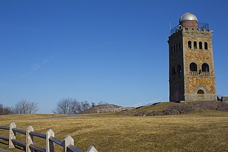National Register of Historic Places listings in Lynn, Massachusetts - Image: High Rock Tower, Lynn, Ma USA