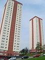 Highrise flats at Croftbank Street - geograph.org.uk - 1262209.jpg