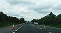 Hindhead A3 Portsmouth Road contraflow 2.JPG