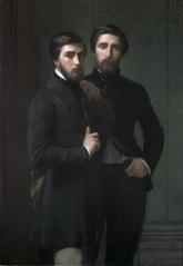 René-Charles Dassy and His Brother Jean-Baptiste-Claude-Amédé Dassy